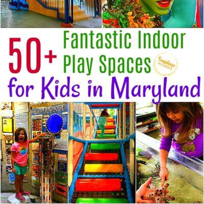 50+ Fantastic Indoor Play Ideas for Kids in Maryland (updated for 2020)
