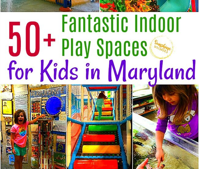 indoor play spaces for kids in maryland