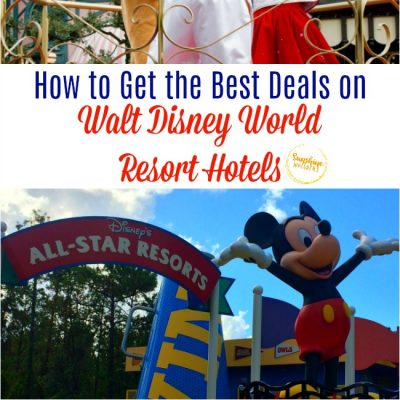 How to Get the Best Deals on Walt Disney World Resort Hotels