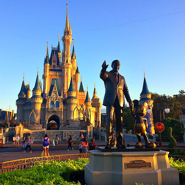 cinderella castle photos