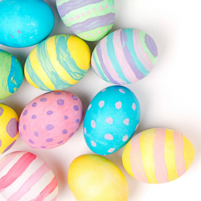 8 Kid Friendly Ways To Decorate Easter Eggs Without Dye