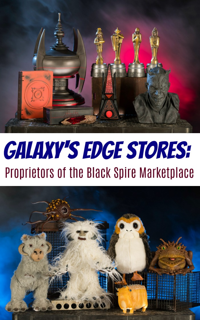Galaxy's Edge Stores