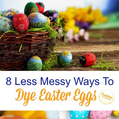8 Less Messy Alternatives to Dying Easter Eggs
