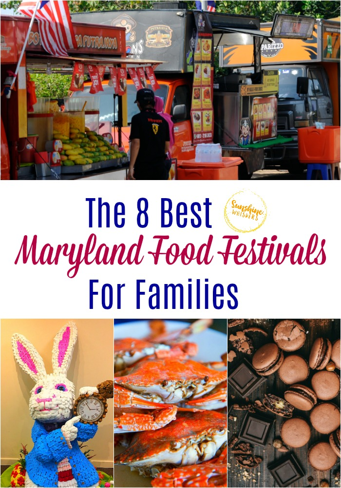 best maryland food festivals