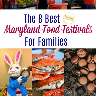 The 8 Best Maryland Food Festivals For Families