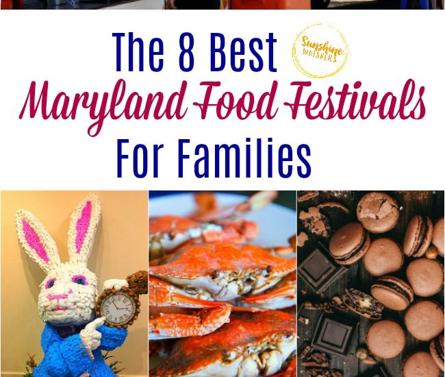 best food festivals in maryland