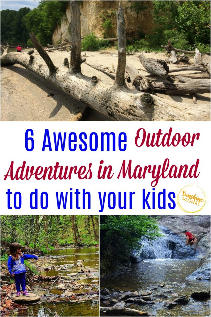 outdoor adventures in maryland