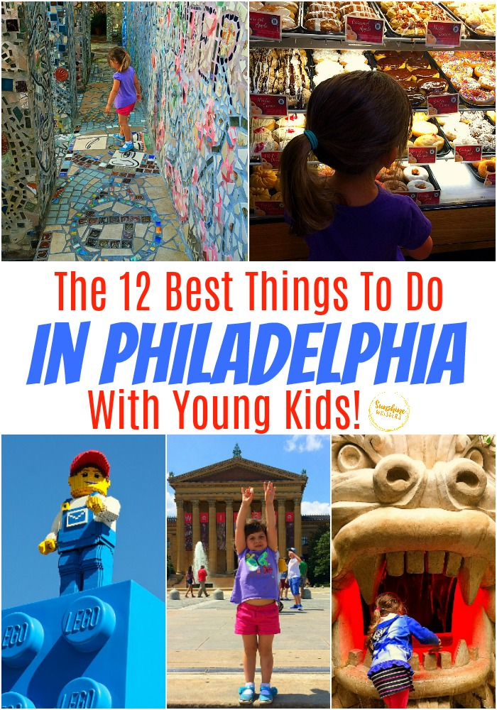 philadelphia with young kids