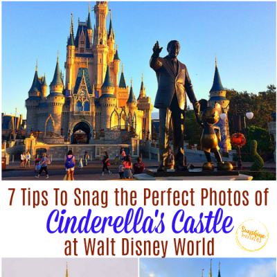 7 Tips To Snag the Perfect Photos of Cinderella's Castle at Walt Disney World