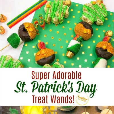 Super Fun St. Patrick's Day Treat For Kids!