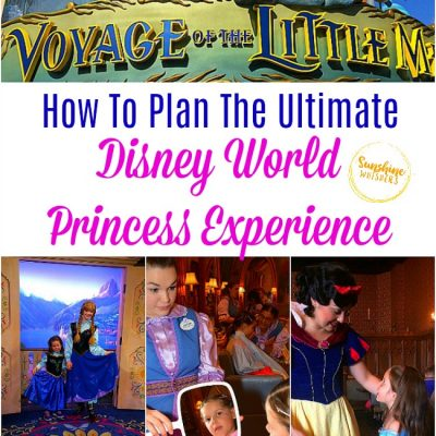 How To Plan The Ultimate Disney World Princess Experience
