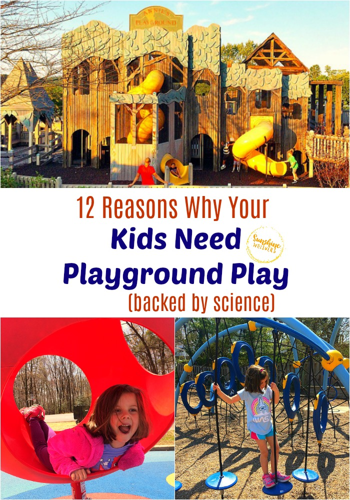 kids need playground play