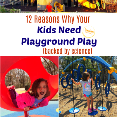 12 Reasons Why Your Kids Need Playground Play (backed by science)