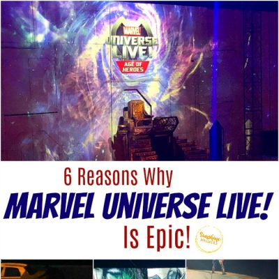 6 Reasons Why Marvel Universe Live Is Epic!