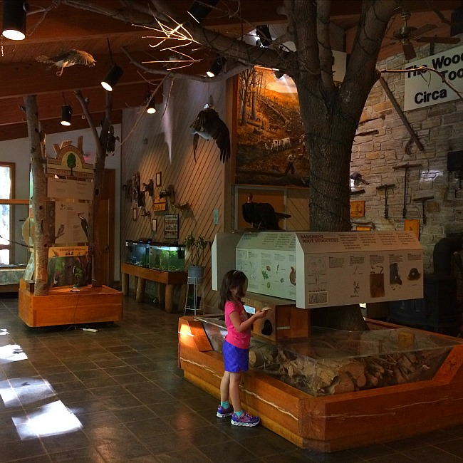 nature centers in maryland