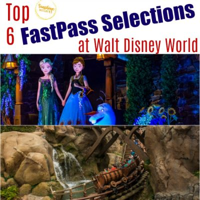 Top 6 FastPass Selections at Walt Disney World – Must Read List