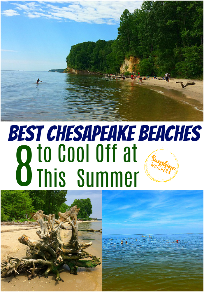 best chesapeake beaches