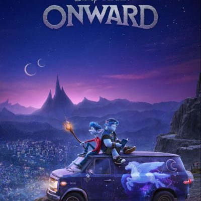 """Have You Seen The Newly Released Trailer for Disney and Pixar's """"Onward""""?"""