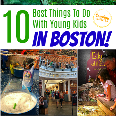 10 Best Things To Do With Young Kids In Boston