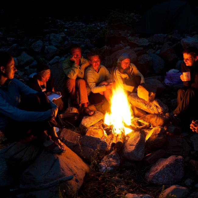 no bugs camping