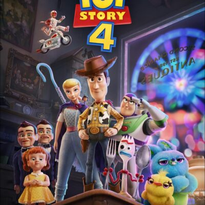 'Toy Story 4' Review: Hilarious and Thoughtful Fun For Kids and Parents!
