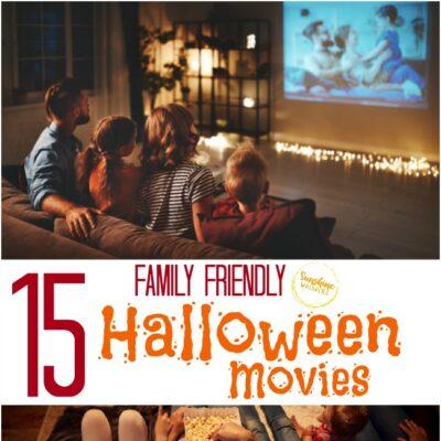 16 Family-Friendly Halloween Movies