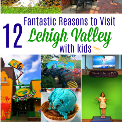 lehigh valley with kids