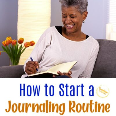 How to Start a Journaling Routine
