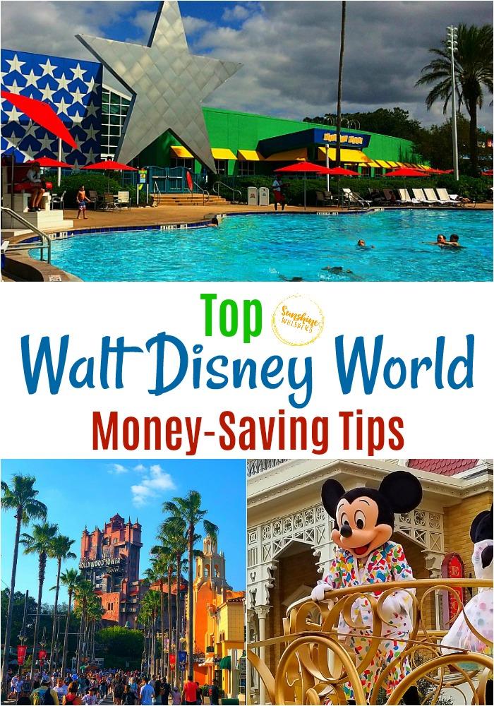 walt disney worlds money saving tips