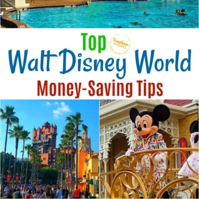 Top Walt Disney World Money-Saving Tips