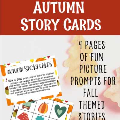 Autumn Story Cards FREE Printable