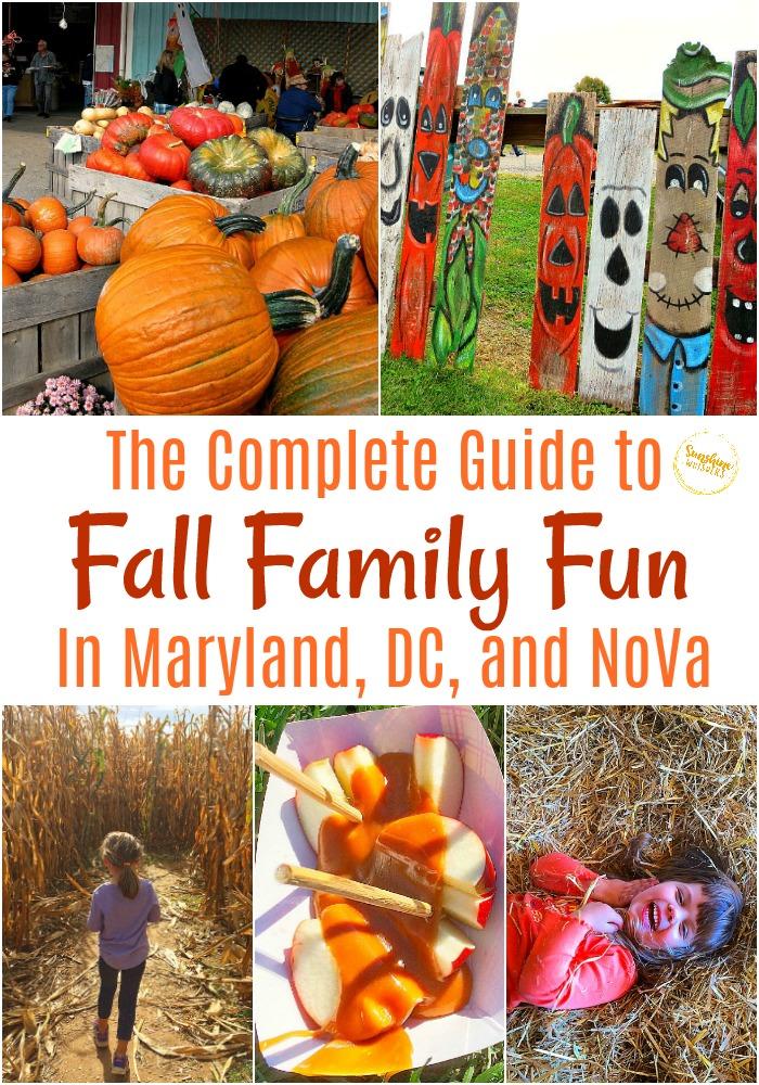 fall festivals in maryland