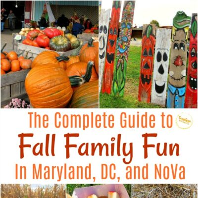 The Complete Guide to Fall Festivals in Maryland, DC, and Northern Virginia (updated for 2020)