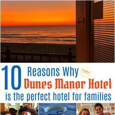 10 Reasons Why Dunes Manor Hotel Is Perfect For Families
