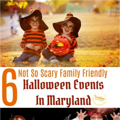6 Not So Scary Family Friendly Halloween Events In Maryland