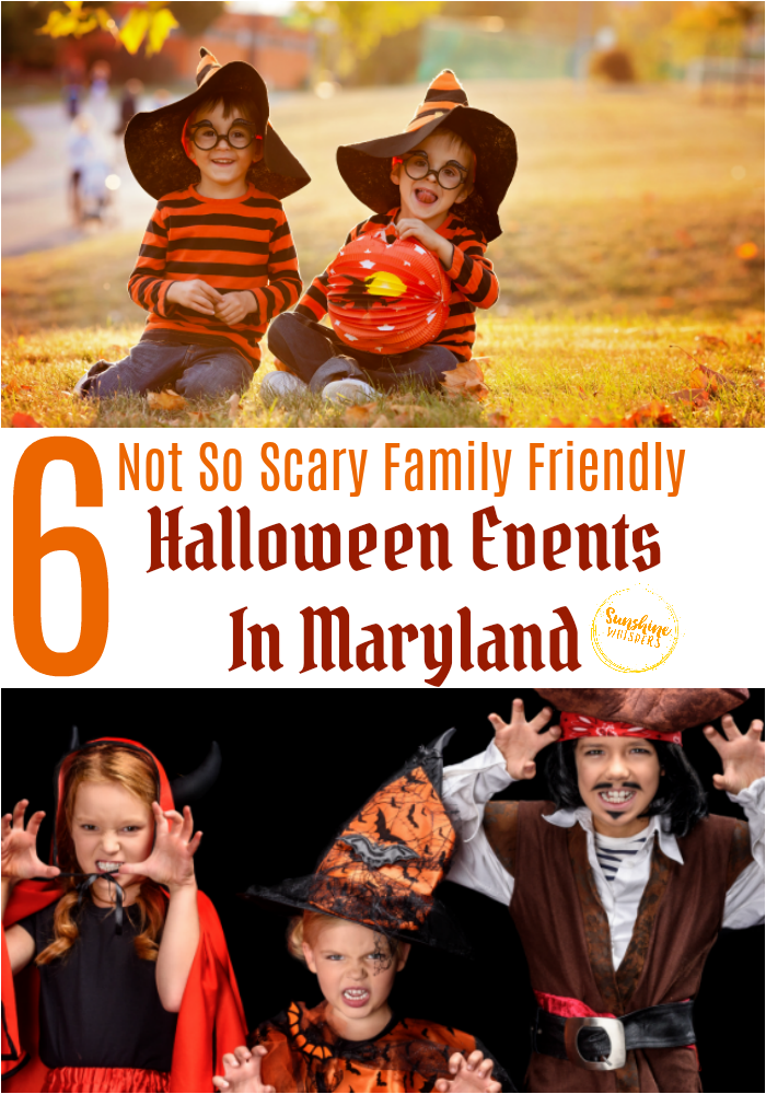 family friendly halloween events in maryland