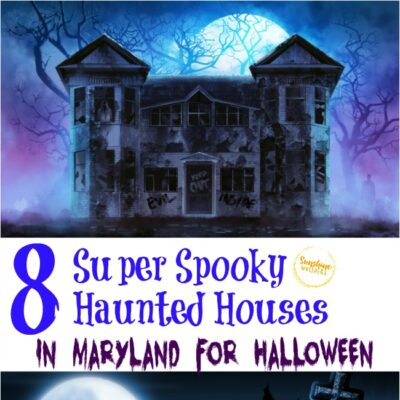 8 Super Spooky Haunted Houses In Maryland For Halloween