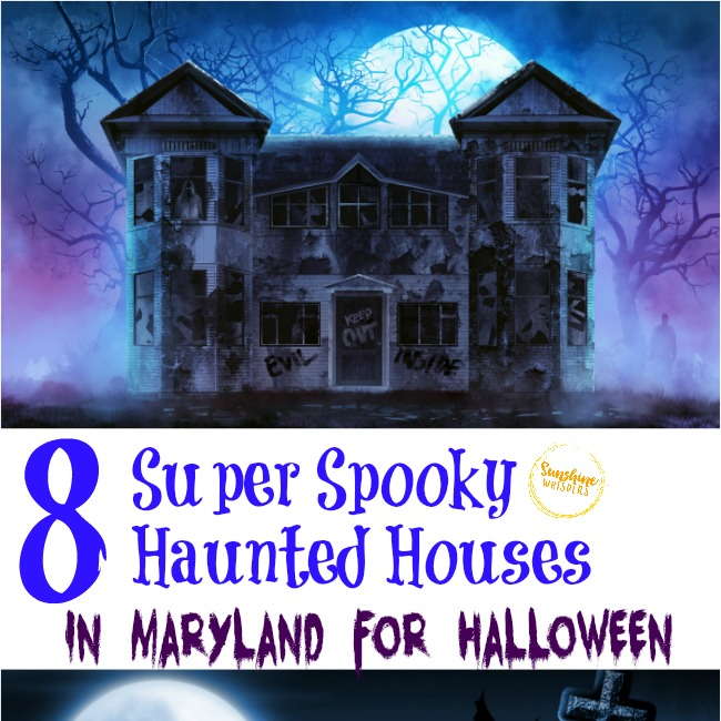 haunted houses in maryland