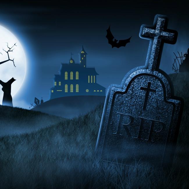 haunted trails maryland