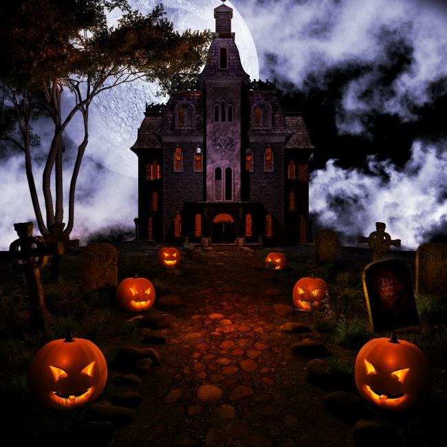 haunted house maryland