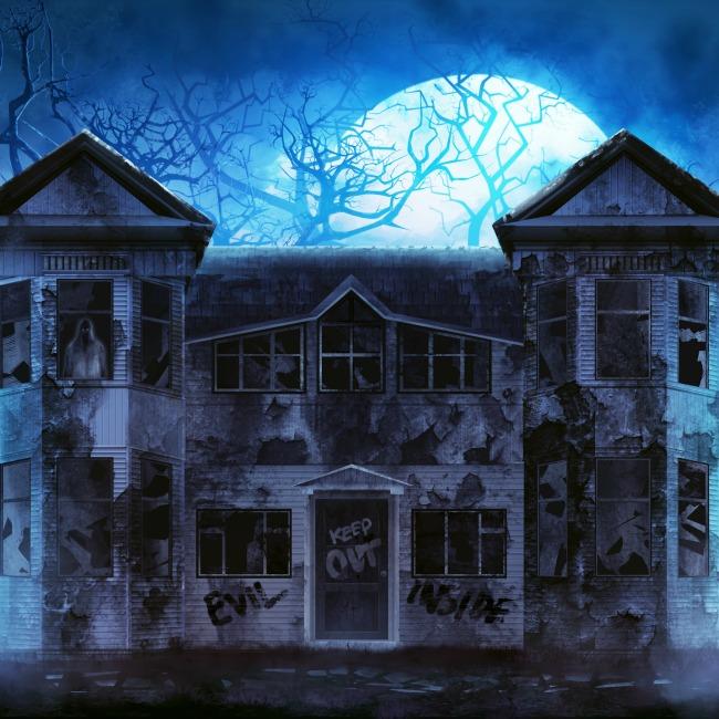 haunted houses maryland