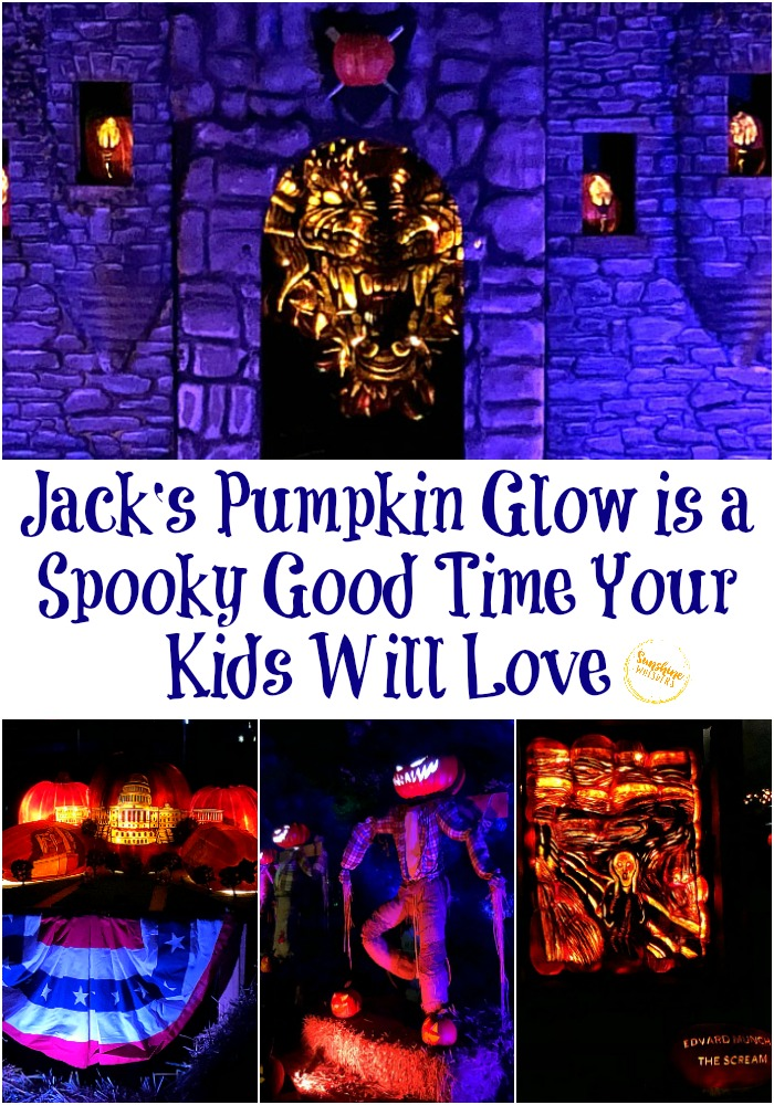 jacks pumpkin glow