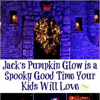 Jack's Pumpkin Glow Is A Spooky Good Time Your Kids Will Love!