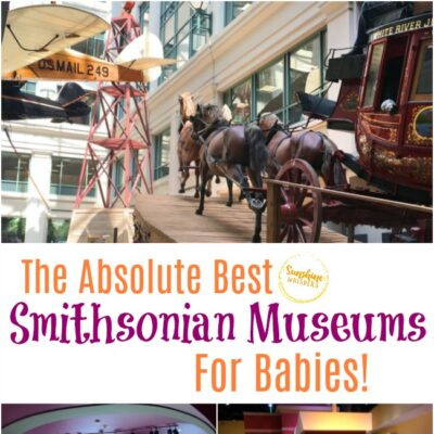 The Absolute Best Smithsonian Museums For Babies!