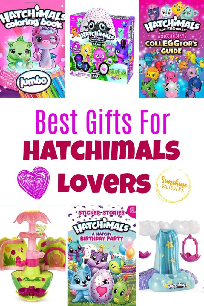 best gifts for hatchimals lovers