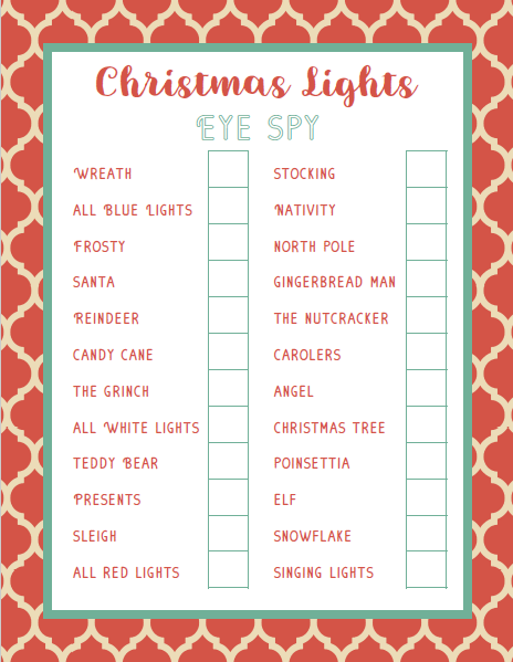 north pole express printables
