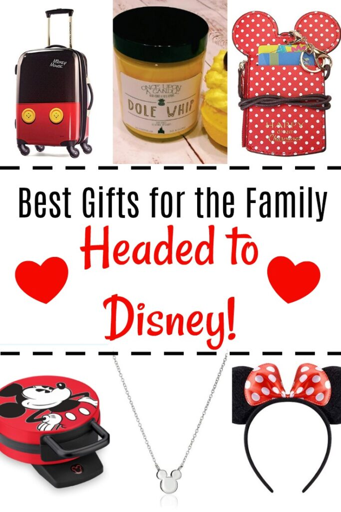 gifts family headed to disney