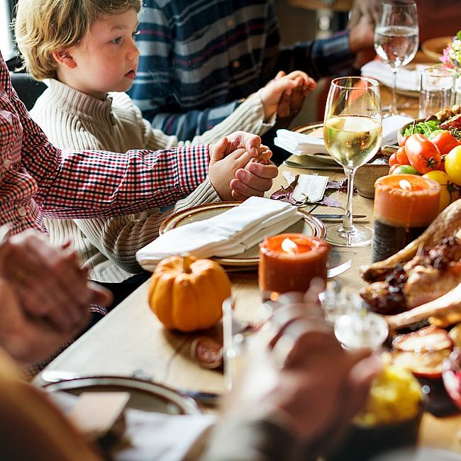 conversation starters for your thanksgiving