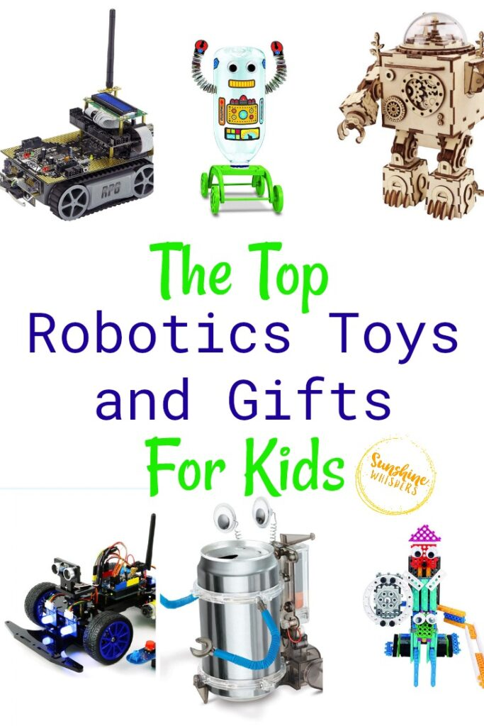 top robotics toys and gifts for kids