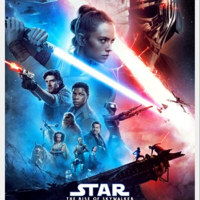 Star Wars: The Rise Of Skywalker- An Amazing End To An Epic Saga